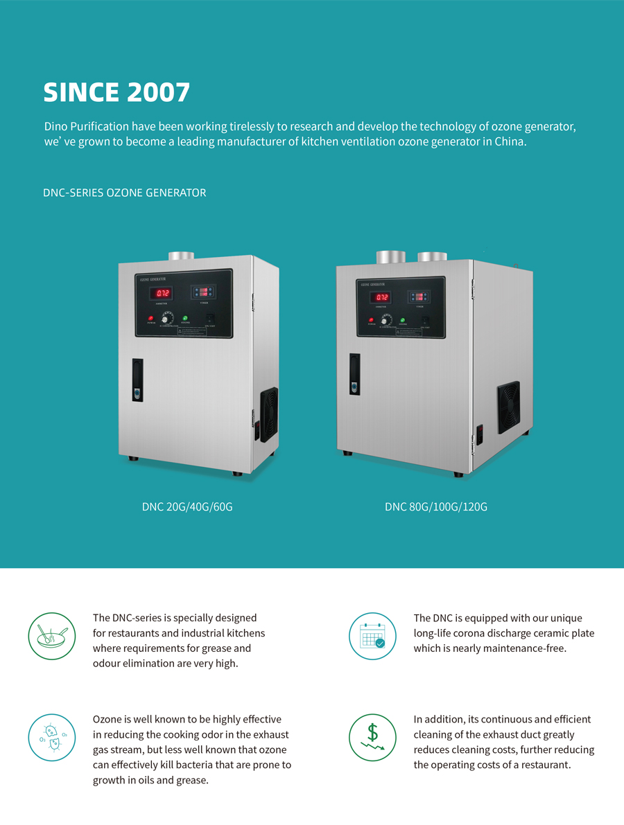 DINO-Kitchen Ventilation Ozone Generator_01