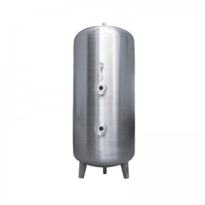 Stainless Steel 316 Ozone Reaction Pressure Mixing Tank
